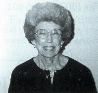 Florence Householder, Town Clerk