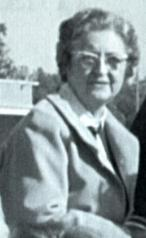 Mildred Bomar, 1982 Chairperson