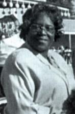 Ora Broadnax, 1985 Chairperson