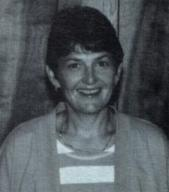 Beverly Major, 1992 Chairperson