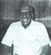 Walter Davis, 1987 Chairman